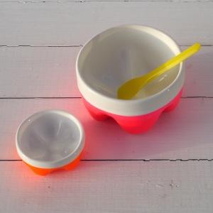 Coke bottle bowls